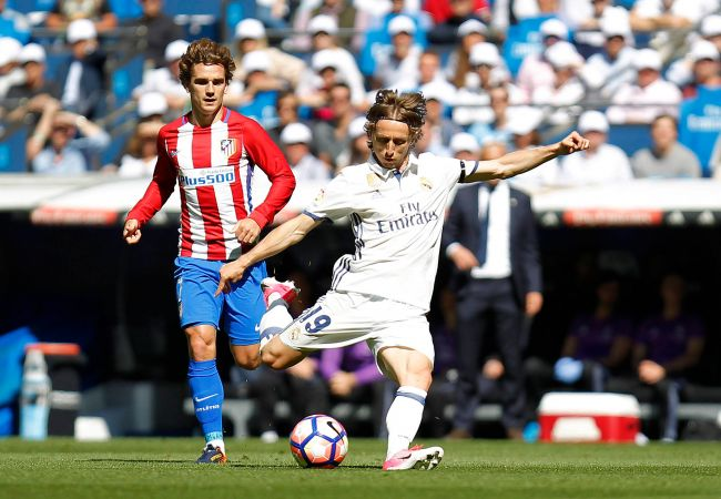 Atletico Madrid vs Real Madrid Quotenvergleich derbi madrileno